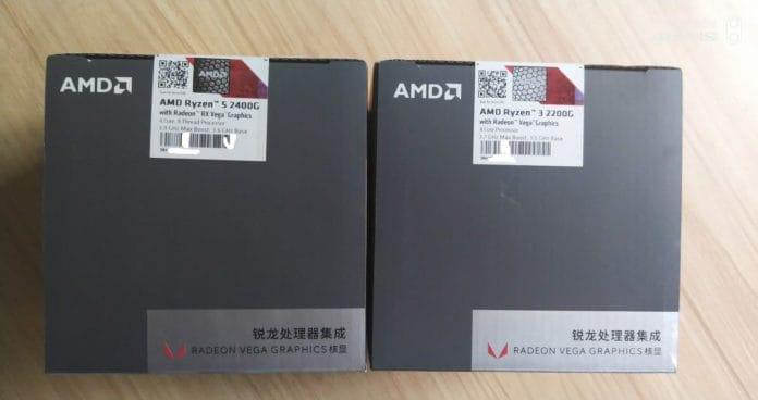 AMD Raven Ridge 1 696x368 - Primi risultati 3DMark per le APU AMD Raven Ridge