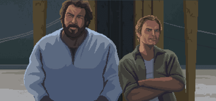 Bud Spencer and Terence Hill Slaps and Beans Anteprima 3  696x327 - Bud Spencer & Terence Hill Slaps And Beans - Anteprima