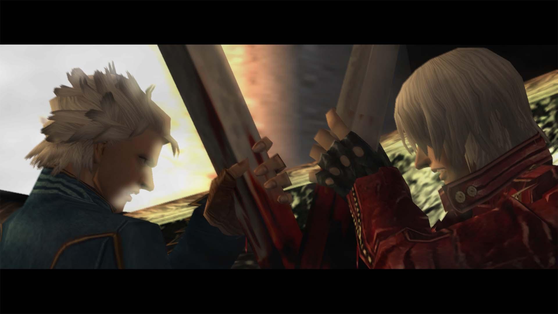 Devil May Cry HD Collection 5 - Nuove immagini per Devil May Cry HD Collection