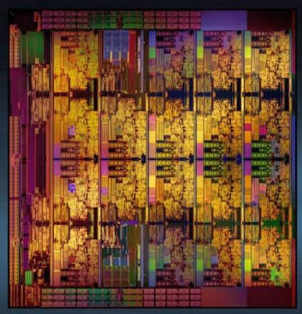 I9 7900X Architettura 424x441 - Intel Core i9 7900X - Recensione