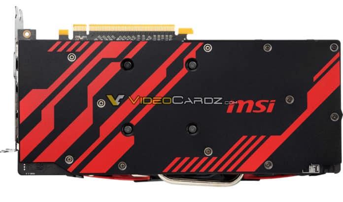 MSI RX570 Armor MK2 696x411 - Prime foto della MSI Radeon RX 570 ARMOR MK2