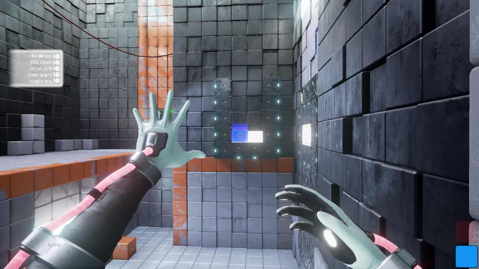 QUBE 2 - Il misterioso puzzler di Toxic Games, Q.U.B.E. 2 è ora disponibile