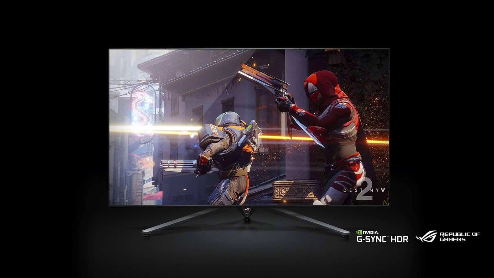 ROG Swift PG65 BFGD - ASUS Republic of Gamers annuncia ROG Swift PG65 BFGD
