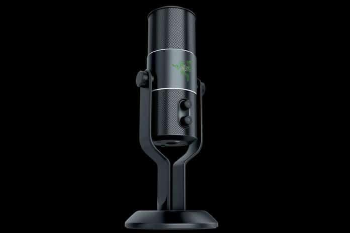 Razer Seiren Elite 2 696x464 - Razer Seiren Elite è nuovo microfono per lo streaming professionale