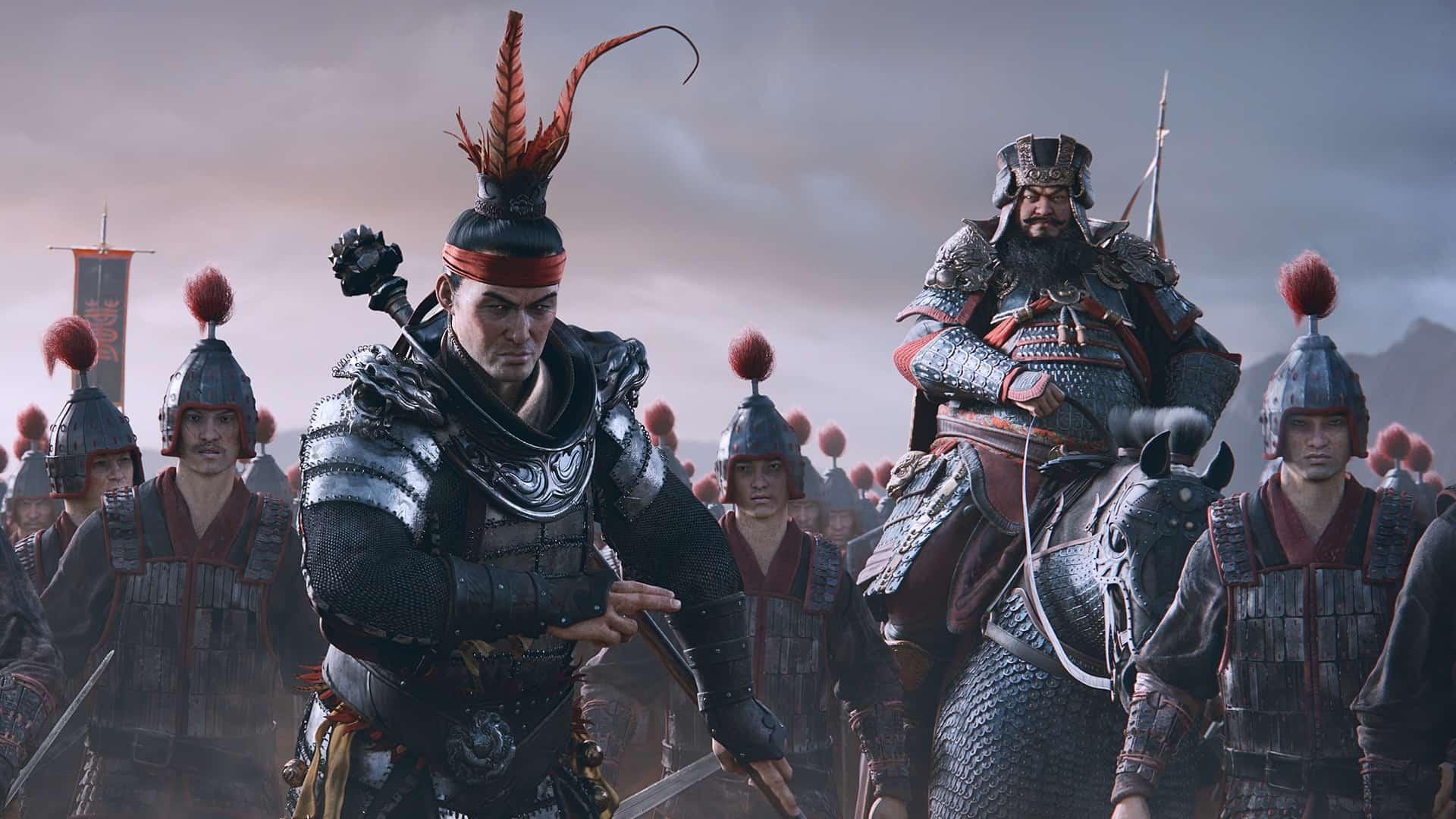 Total War Three Kingdoms - Annunciato Total War: Three Kingdoms