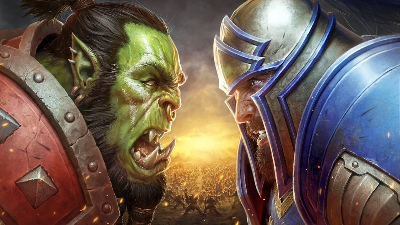 World of Warcraft Battle for Azeroth - World of Warcraft: Battle for Azeroth sarà disponibile il 21 settembre, aperti i preordini
