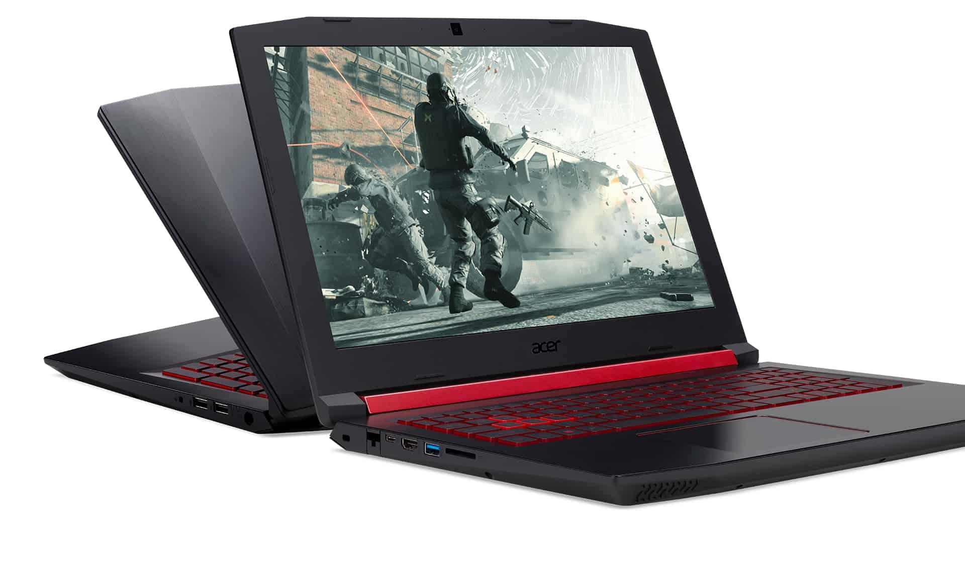 acer Nitro 5 - Acer presenta i nuovi laptop da gaming Nitro 5