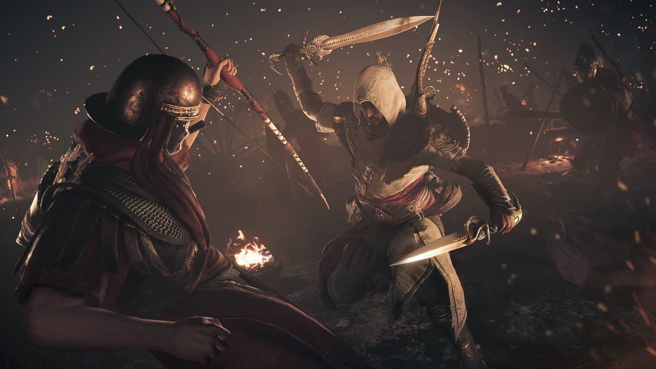 assassins creed origins Screenshot DLC1 - Il DLC Gli Occulti per Assassin's Creed Origins sarà disponibile dal 23 gennaio