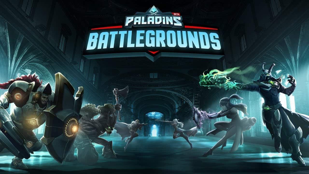 battlegrounds paladins - Hi-Rez annuncia Battlegrounds per Paladins, il Battle Royale con gli eroi