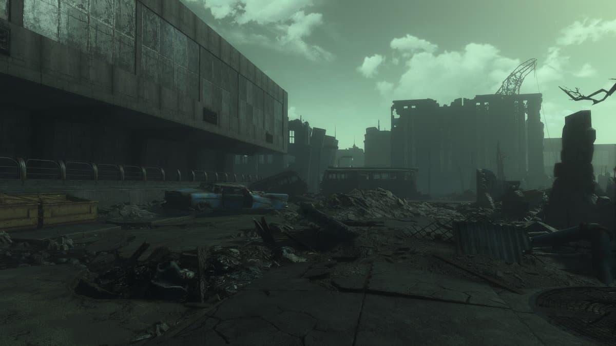 fallout 3 capital wasteland annuncio6 - Ecco i primi screenshot di Fallout 3 sviluppato sull'engine di Fallout 4