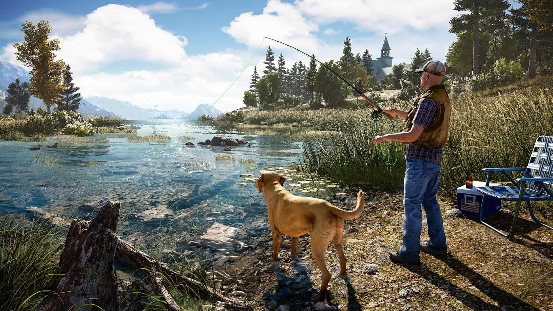 far cry 5 requisiti - Ubisoft svela i contenuti gratuiti della modalità Arcade di Far Cry 5