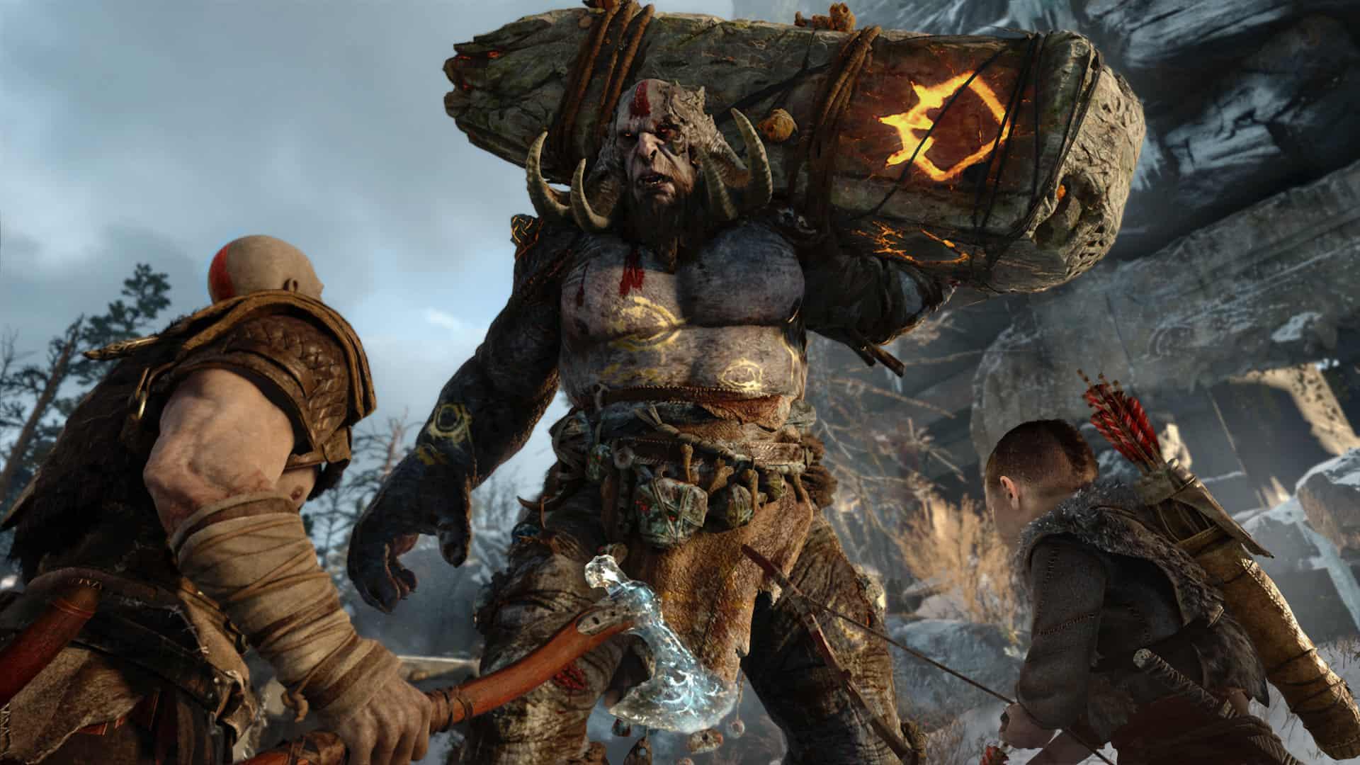 god of war 2 - God of War: nuove informazioni dal director Cory Barlog