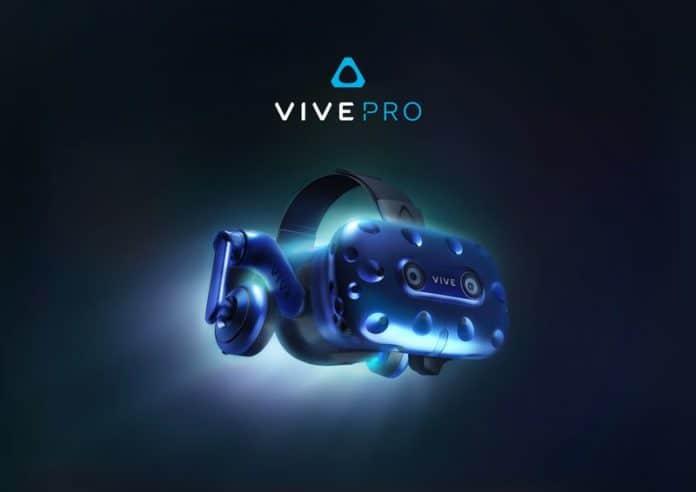 Annunnciato HTC Vive Pro: 2880x1600 di risoluzione per il nuovo modello