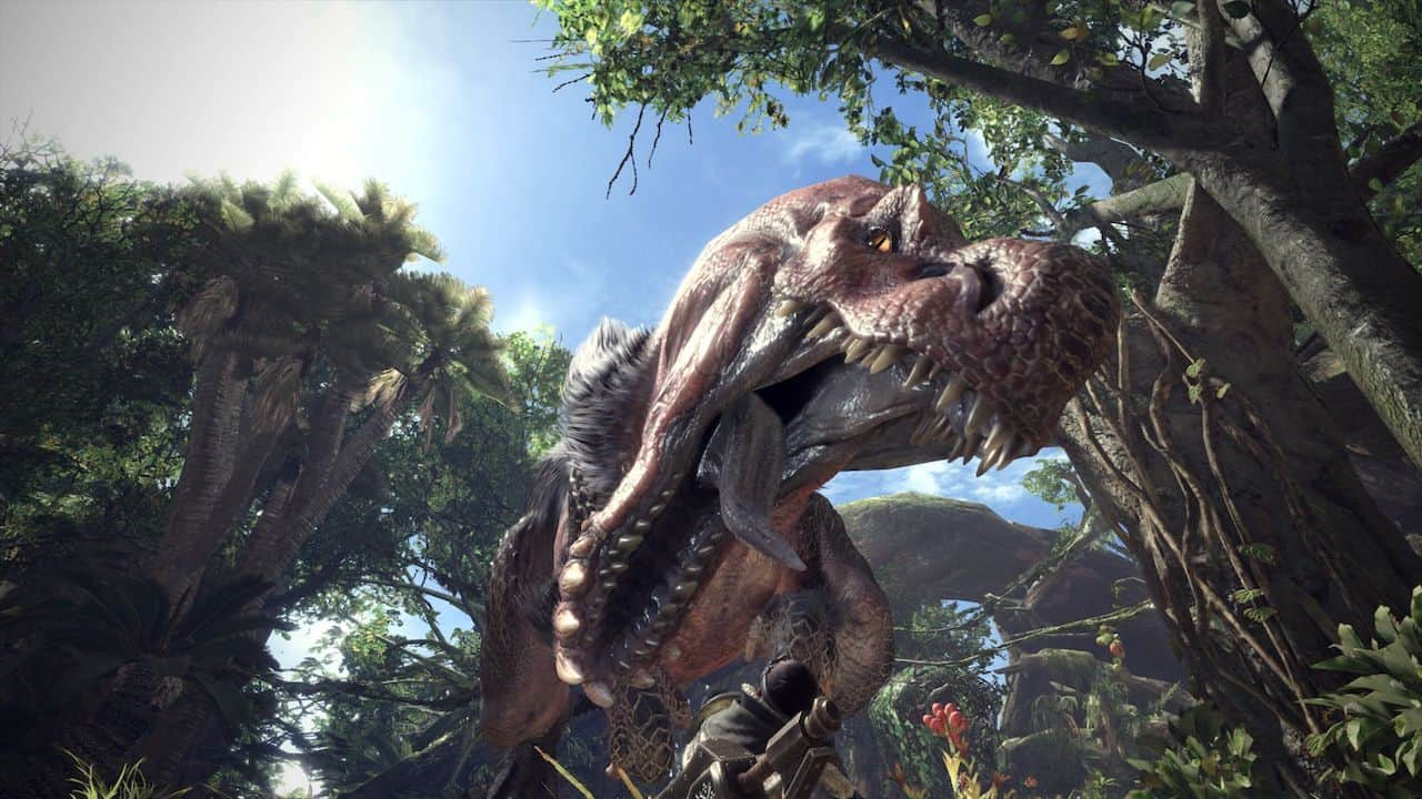 monster hunter world copie distribuite1 - Monster Hunter World: è già un successo, già distribuite 5 milioni di copie