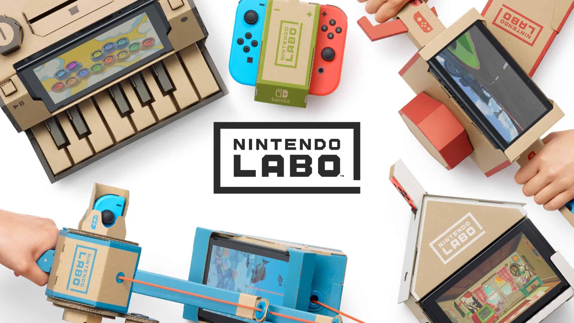 nintendo labo 1 - Nintendo Labo: La Nintendo Difference colpisce ancora?