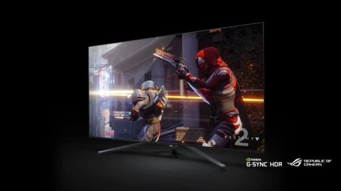 Nvidia Big Format Gaming Display per giocare su 65 pollici