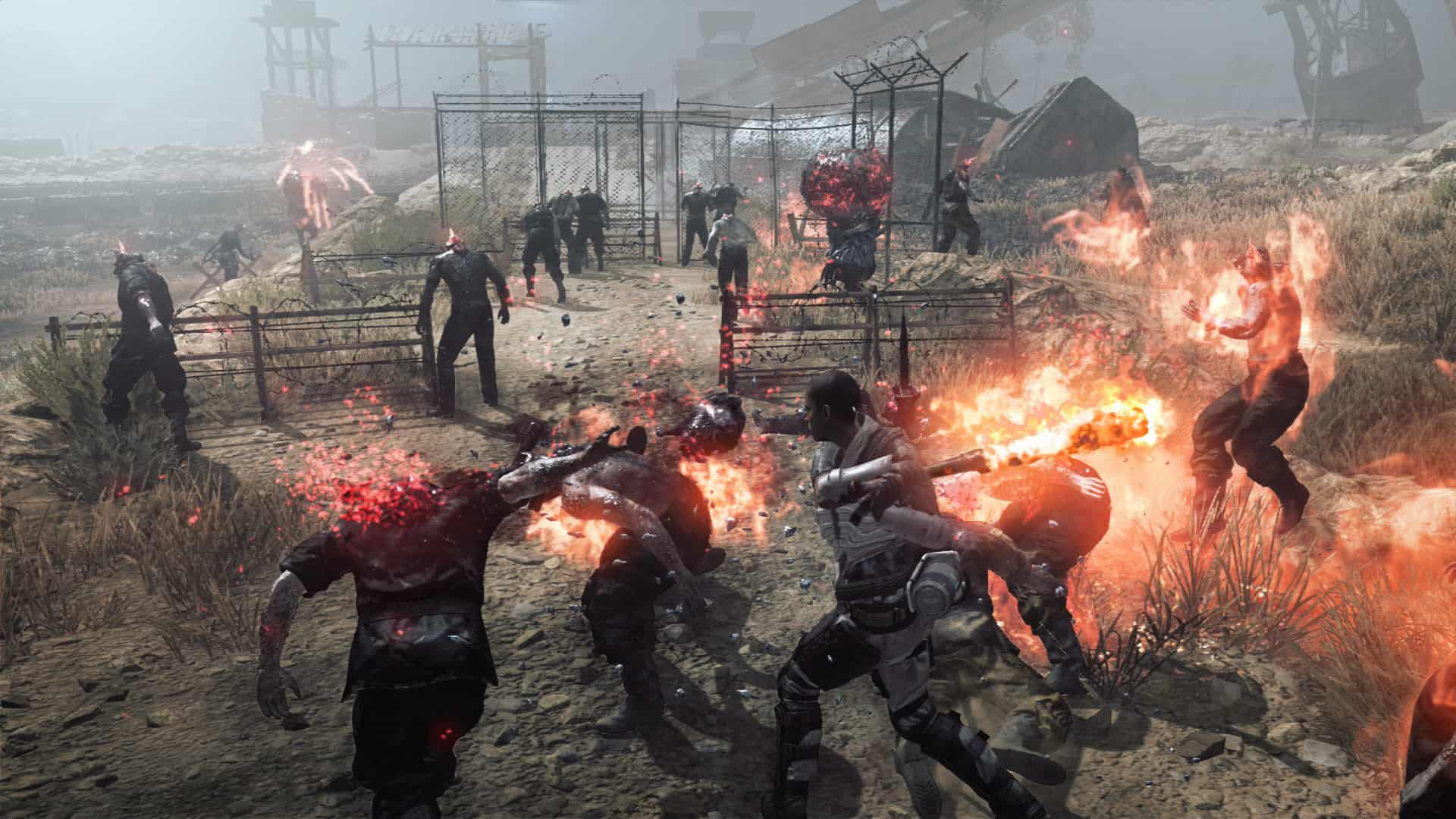 requisiti Metal Gear Survive - I requisiti ufficiali PC di Metal Gear Survive