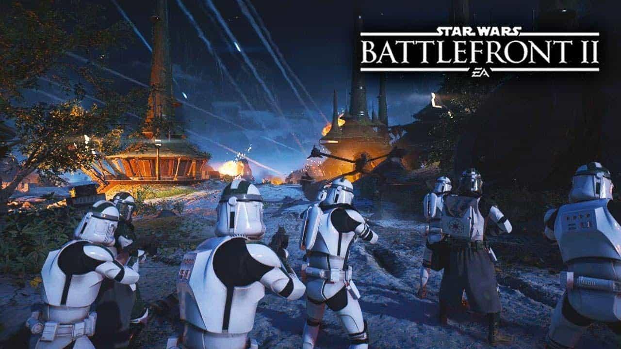 star wars battlefront 2 microtransazioni ritorno - Le microtransazioni di Star Wars Battlefront 2 faranno presto ritorno