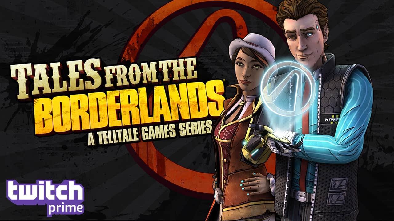 tales of the borderlands twitch1 - Tales of the Borderlands gratis su Twitch per gli abbonati Prime!