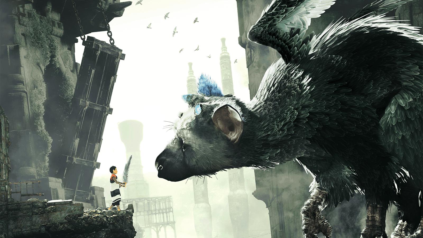 the last guardian - Svelato il nuovo gioco di Fumito Ueda?
