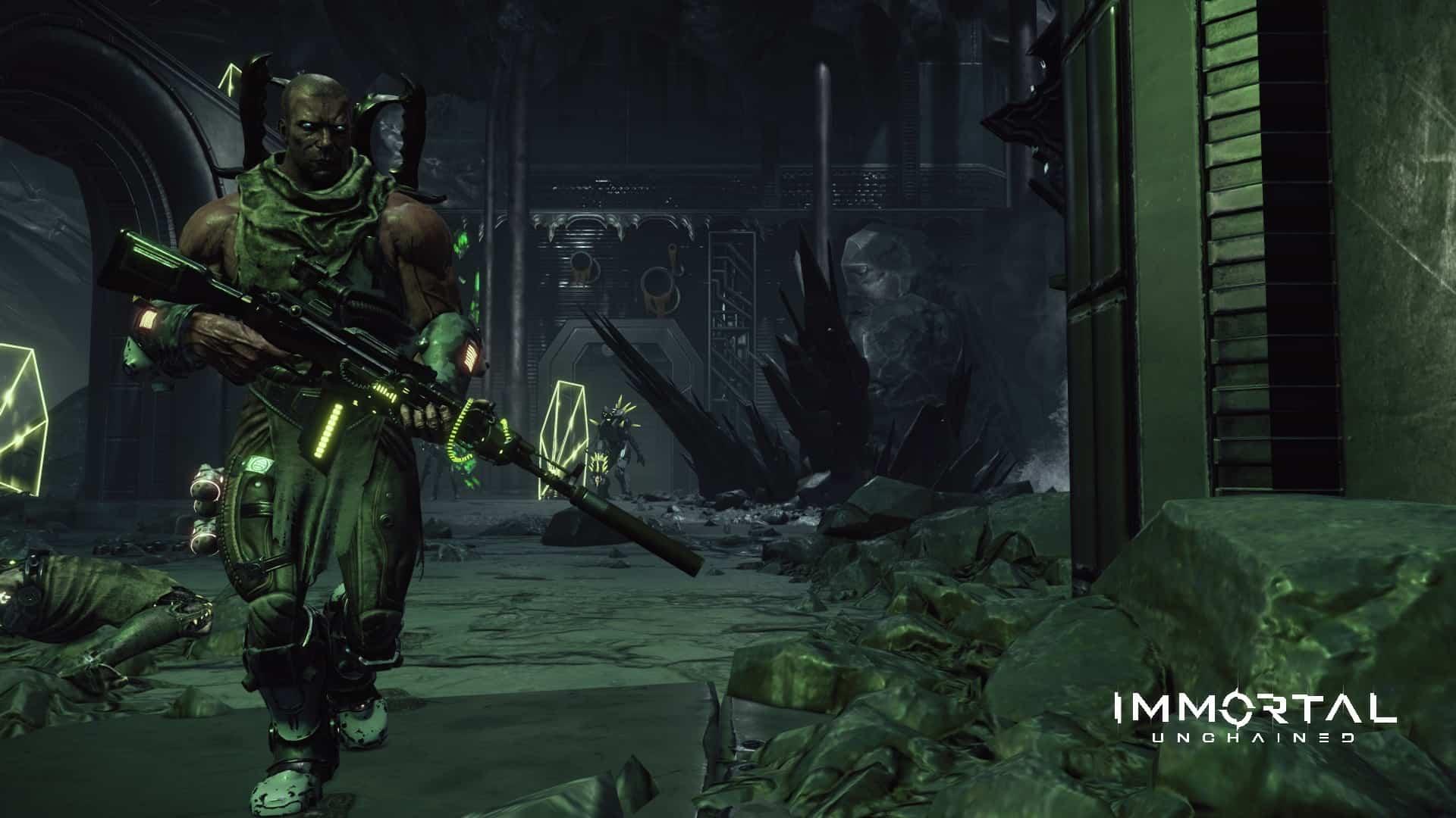Immortal Unchained Alpha Screensot1 - Immortal: Unchained avrà una closed beta a Marzo