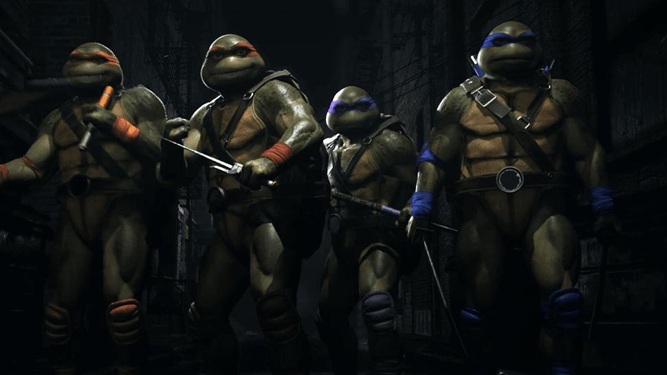 Injustice 2 TMNT 11112017 - Le Teenage Mutant Ninja Turtles approdano in Injustice 2