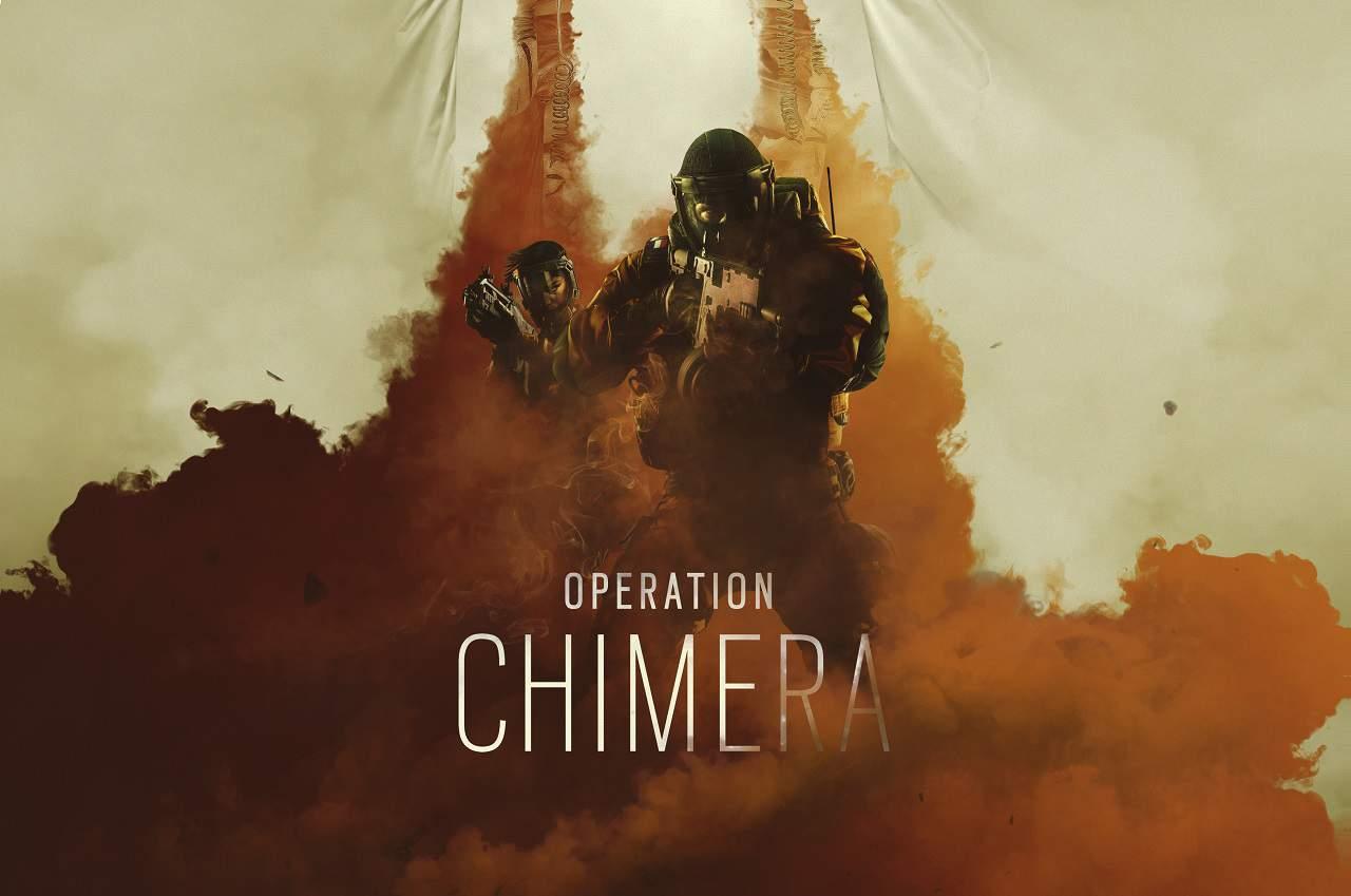 R6 Chimera Art - I primi contenuti del terzo Anno di Tom Clancy's Rainbow Six Siege