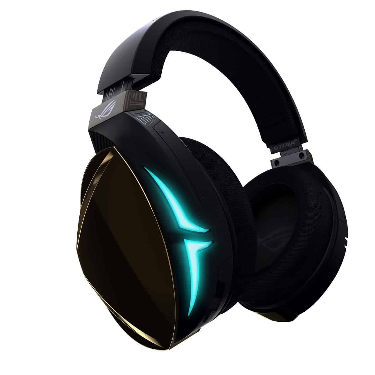 ROG Strix Fusion 500 RGB 7.1 gaming headset 1 - ASUS ROG annuncia le nuove cuffie gaming Strix Fusion 500