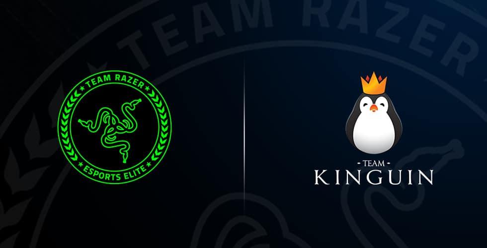 Razer Team Kinguin - Razer diventa partner di Kinguin