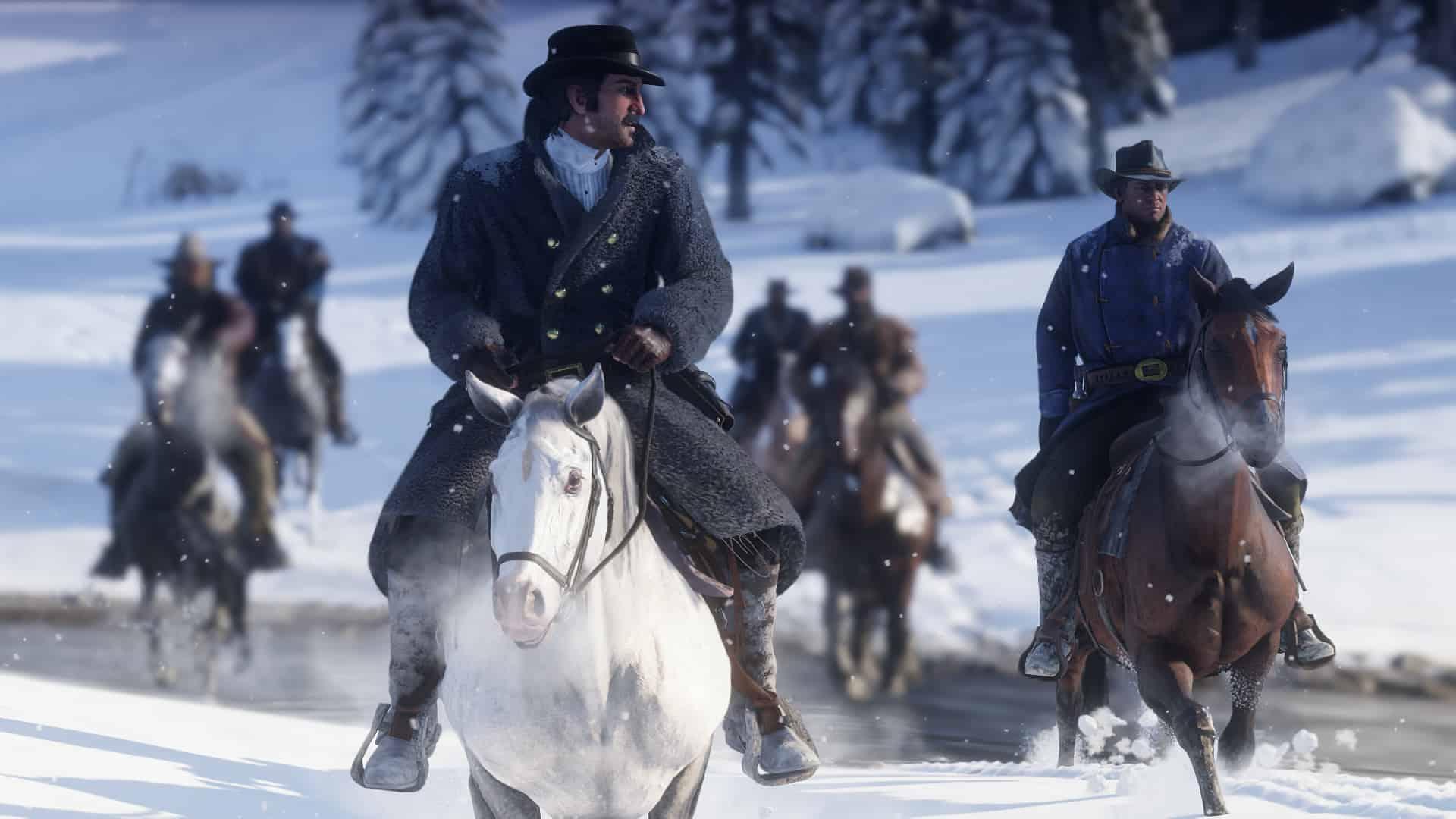 Red Dead Redemption 2 2 - Red Dead Redemption 2 uscirà il 26 ottobre