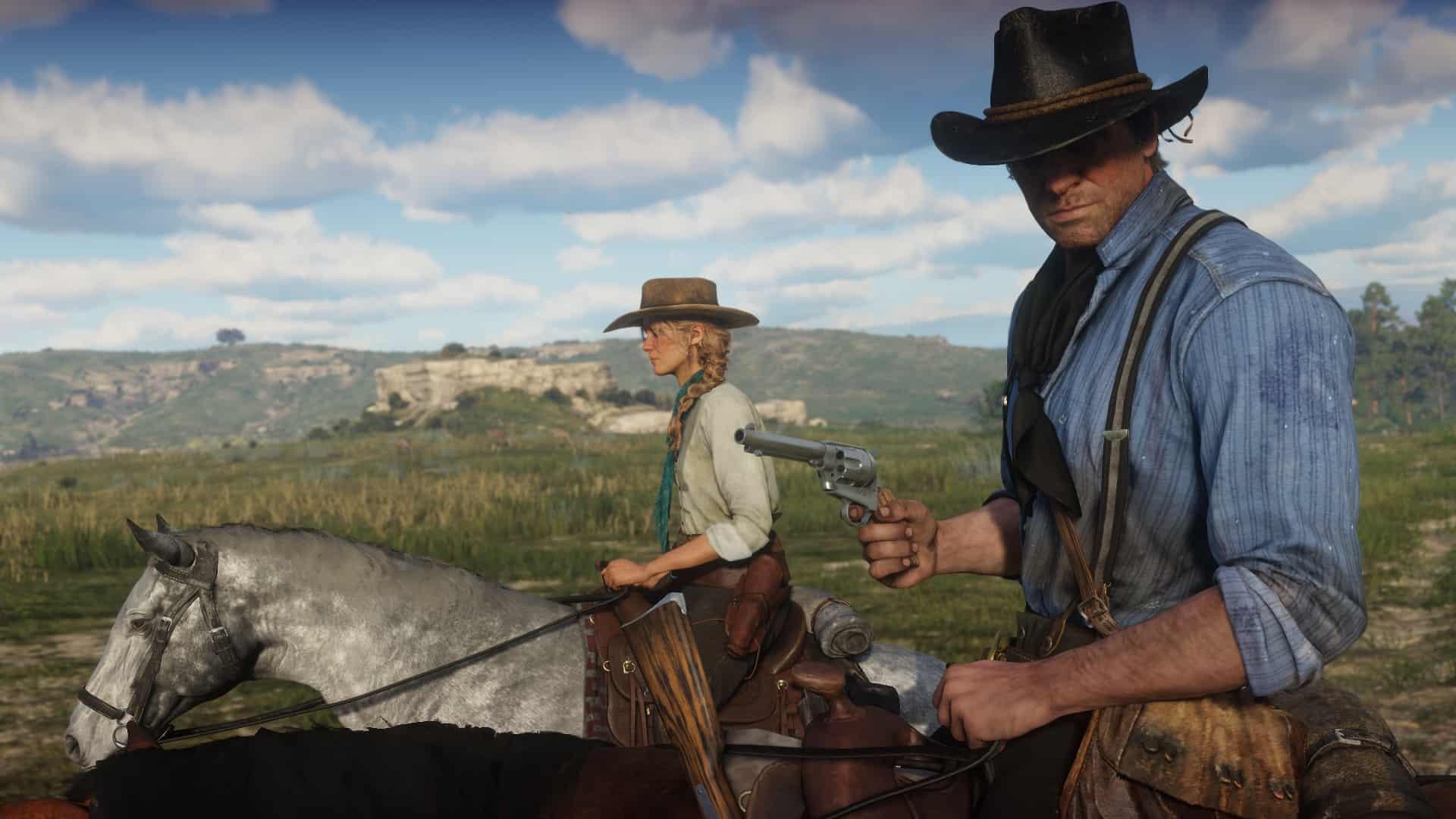 Red Dead Redemption 2 4 - Red Dead Redemption 2 uscirà il 26 ottobre