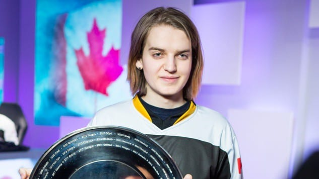 Sasha Hostyn IEM by Intel ESL Main - Sasha Hostyn è la prima donna a vincere un torneo importante di StarCraft 2