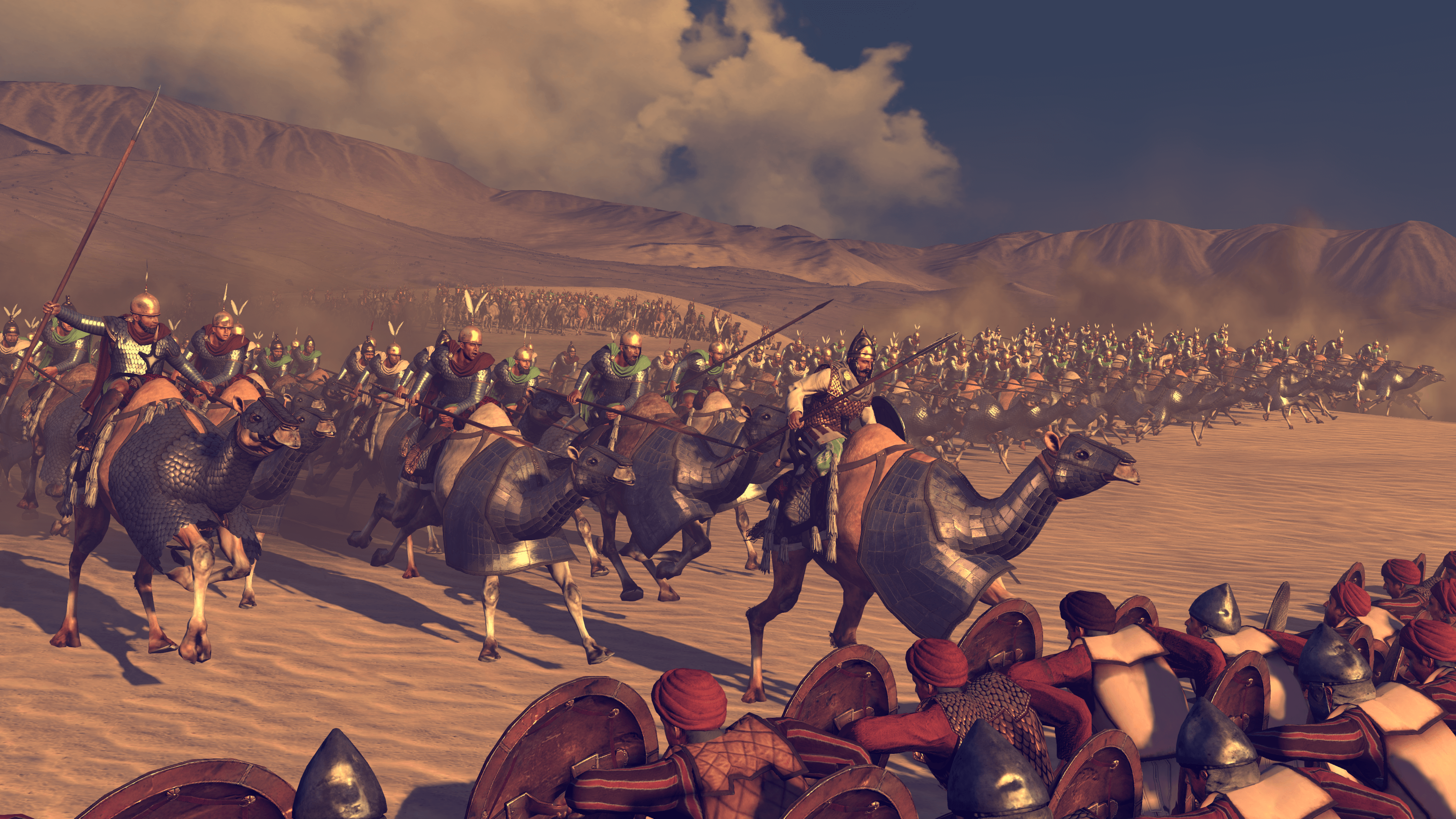 Total War ROME 2 deserto - I regni del deserto nel nuovo DLC di Total War: ROME 2
