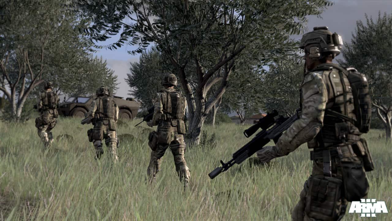 arma 3 russia - Un'emittente TV russa ha mostrato Arma 3 per rappresentare la presenza militare in Siria