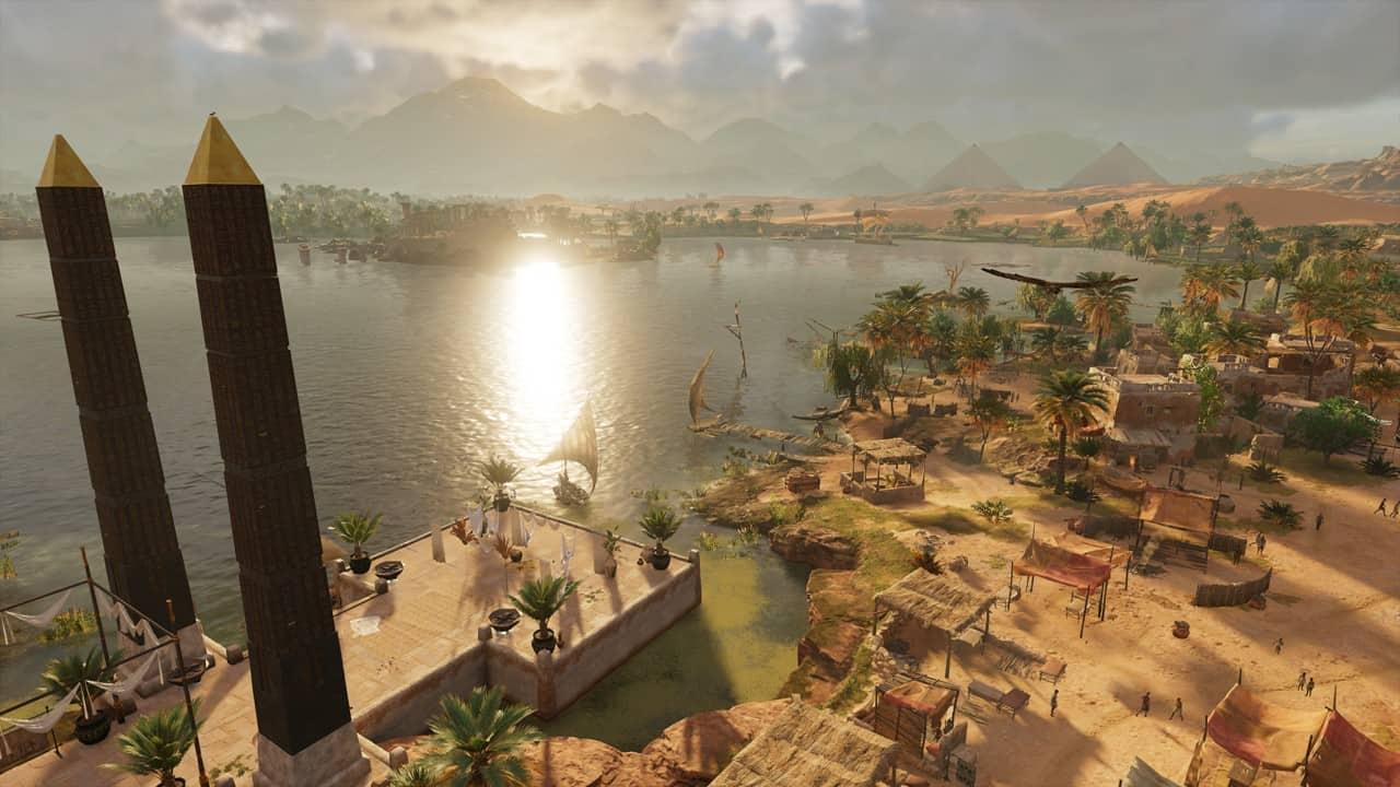 assassin s creed origins crack1 - Aggiunto Assassin's Creed Origins all'elenco dei giochi piratabili