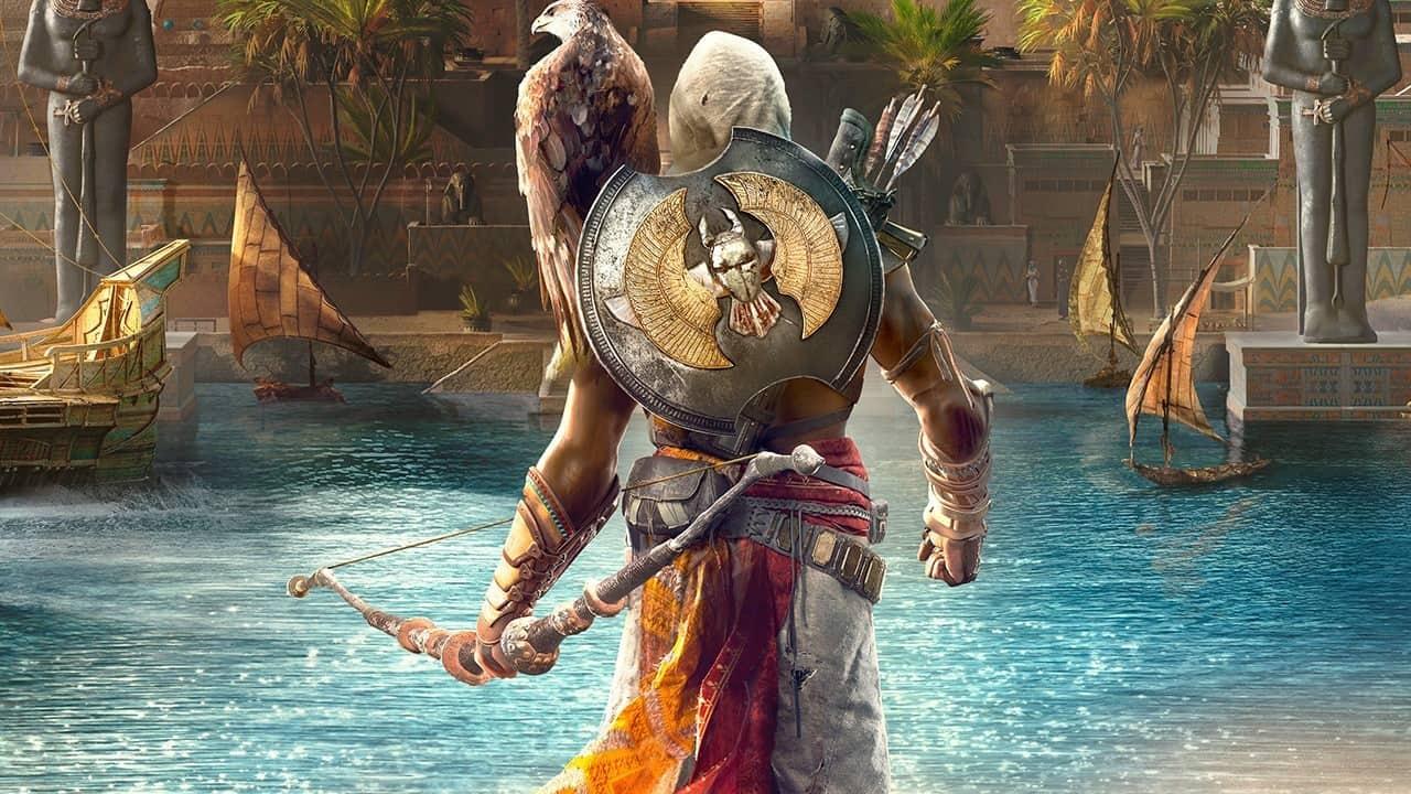 assassins creed origins censura - Ubisoft censura la nudità delle statue in Assassin's Creed Origins