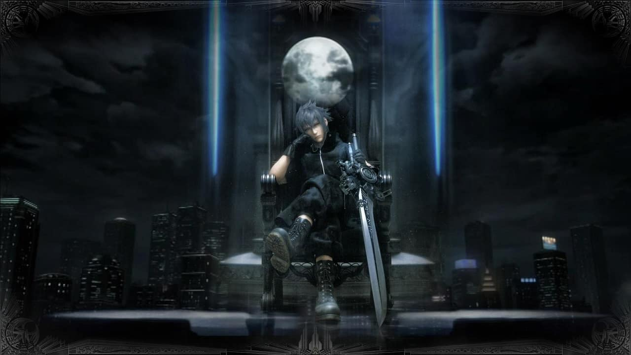 final fantasy xv tool1 - Final Fantasy XV ha un tool nascosto per modificare più impostazioni