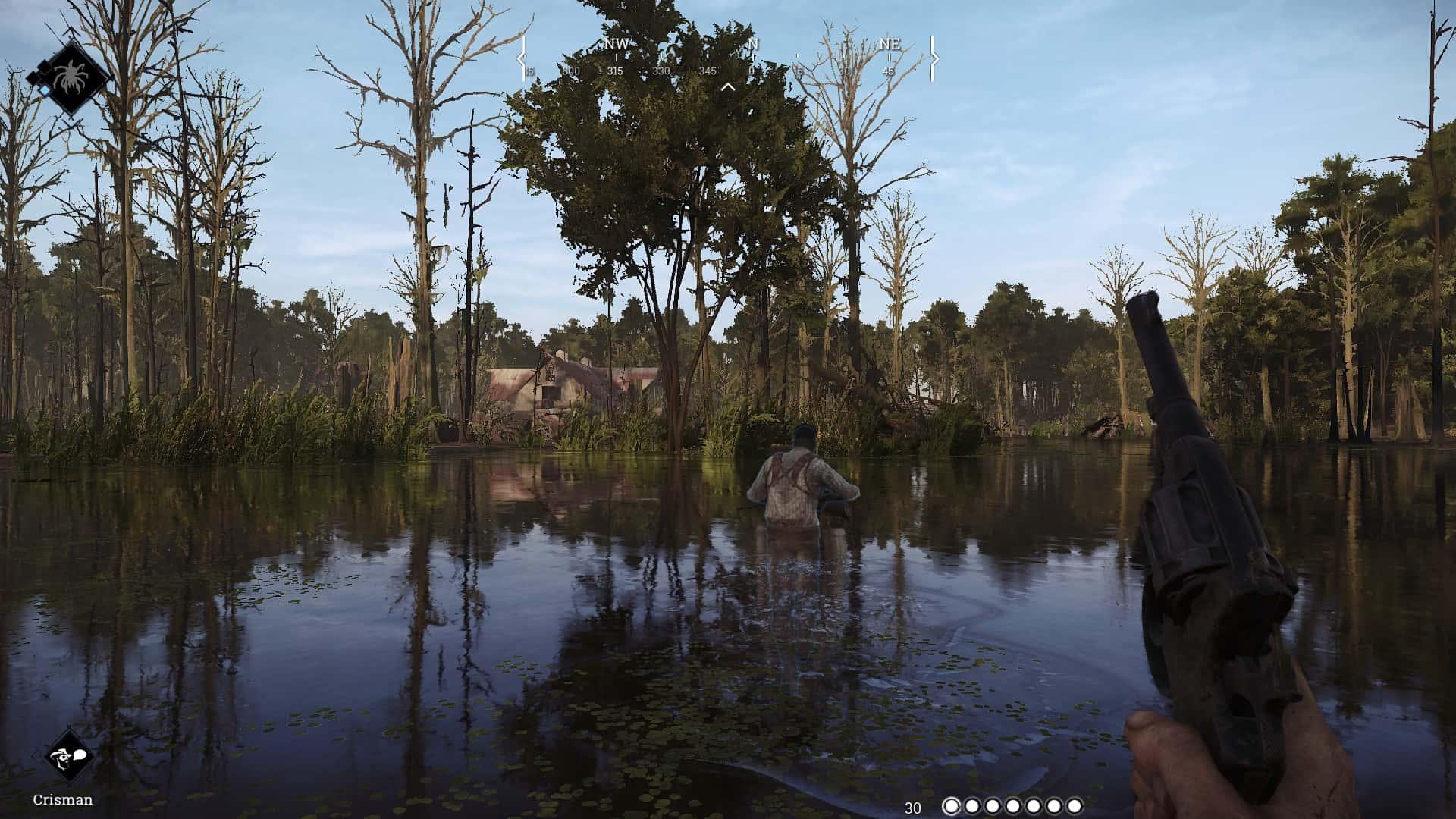 hunt showdown beta4 - Hunt: Showdown – prime impressioni dell'alfa