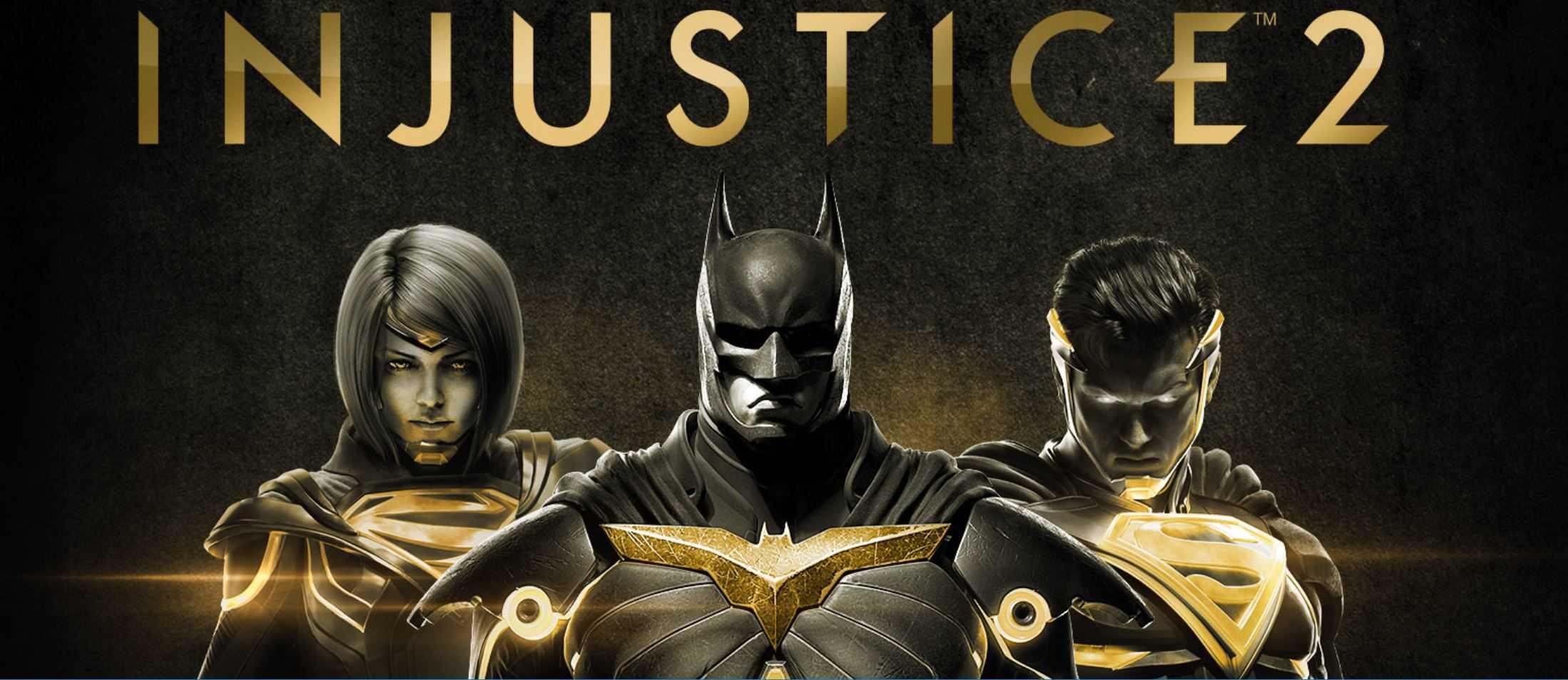 injustice 2 legendary edition - Warner Bros annuncia Injustice 2 Legendary Edition