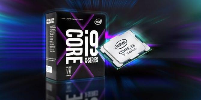 intel core i9 670x335 - Primi indizi della nuova CPU mobile Intel Core i9-8950HK