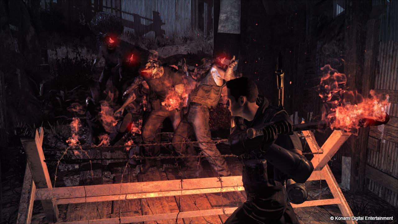 metal gear survive closed beta - Annunciata l'open beta di Metal Gear Survive per PC
