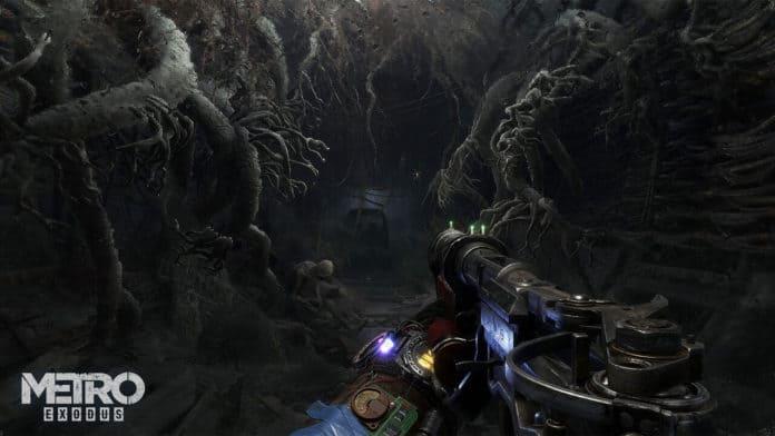 metro exodus dettagli2 696x392 - Metro Exodus:Gameplay, Trailer, Recensione, Uscita | Tutto quello che c'è da sapere sul gioco