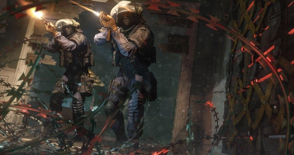 rainbow six siege chimera - Disponibile l'Operazione Chimera di Rainbow Six Siege