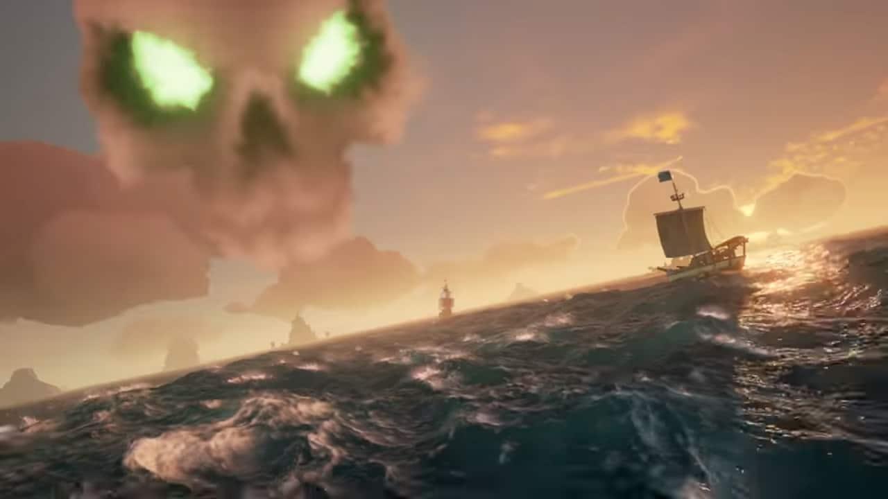 sea of thieves raid1 - Ecco come saranno i raid dei non-morti in Sea of Thieves
