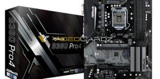 ASROCK B360 Pro4 3 324x160 - Le schede madri ASRock H370, B360 e H310 in foto
