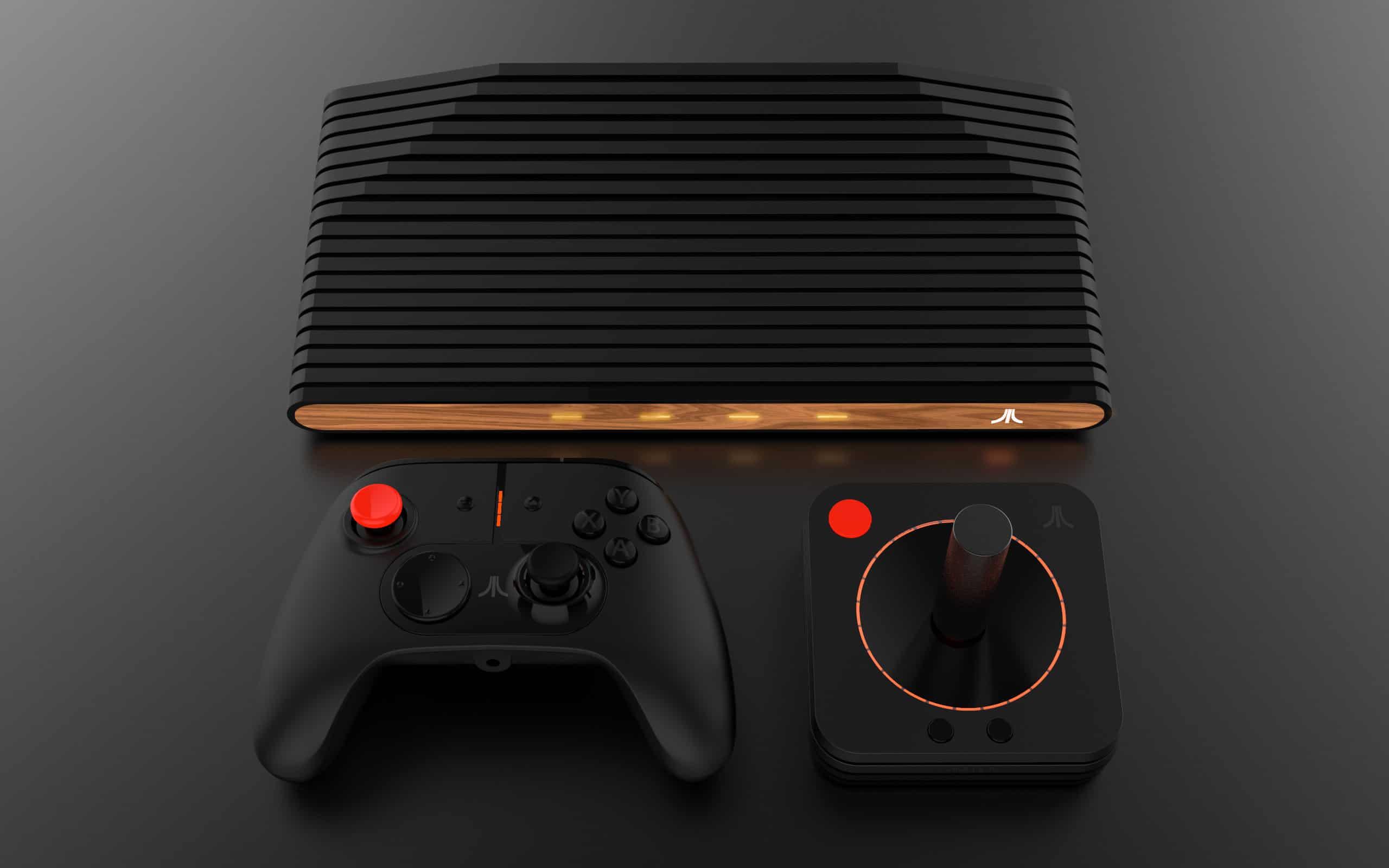 Atari VCS - Ataribox cambia nome e diventa Atari VCS