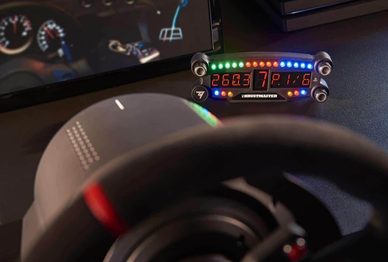 BT LED DISPLAY trustmaster - Trustmaster rilascia il primo display LED con tecnologia wireless Bluetooth