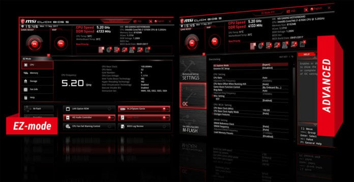 Bios Z370 EasyMode 696x357 - Recensione scheda madre MSI Z370 GAMING PRO CARBON AC