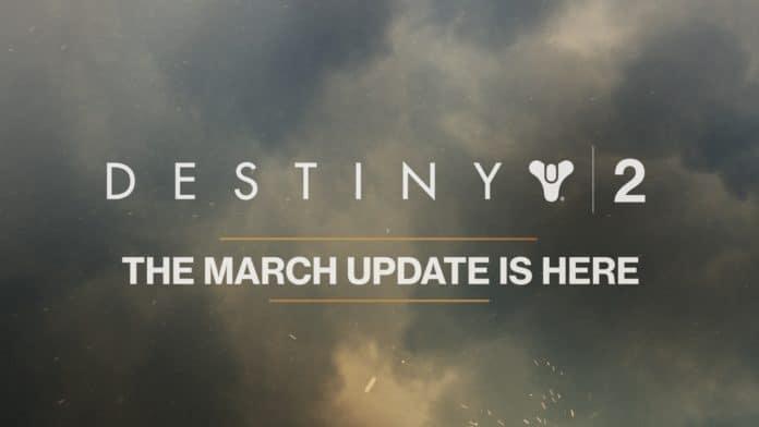 Destiny 2: disponibile il nuovo aggiornamento 1.1.4