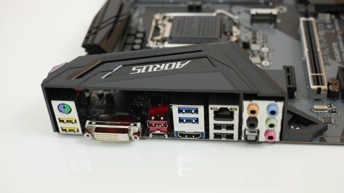 Gigabyte Z370 Aorus Ultra Gaming 6 696x392 - Recensione Gigabyte Z370 Aorus Ultra Gaming